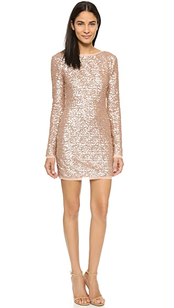 Rachel Zoe Sequin Mini Dress