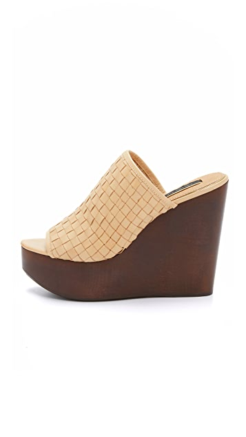 Rachel Zoe Kiley Wedge Sandals