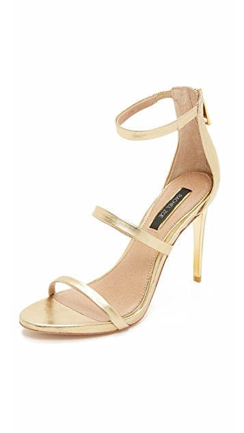 Viv Sandals Women Black Gr. Viv Sandales Femmes Gr Noir. 7.5 Us Sandalen 7.5 Nous Sandalen 6Vb16wdrS