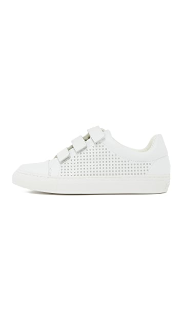 Rachel Zoe Boe Studded Sneakers