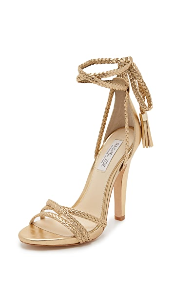 843ec2d81746 Rachel Zoe Odette Wrap Sandals ...