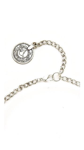 Raga Statement Coin Necklace