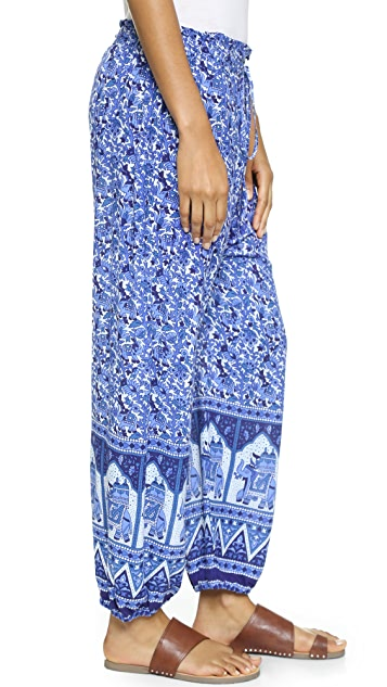 Raga Gypsy Blues Pants