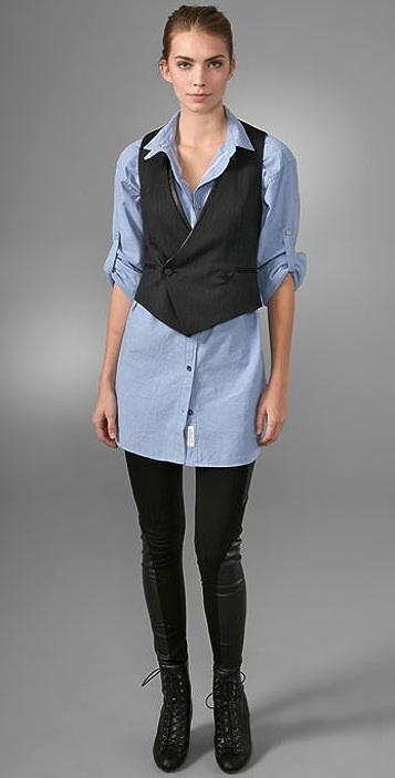 Rag & Bone Tailrace Shirtdress