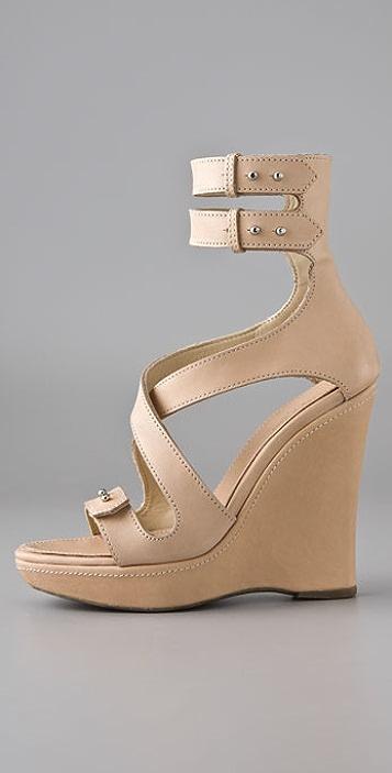 Rag & Bone Victoria Wedge Sandals