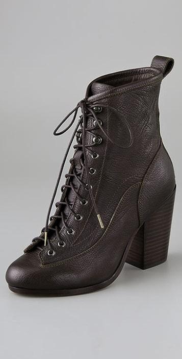 Rag & Bone Combat Heel Booties