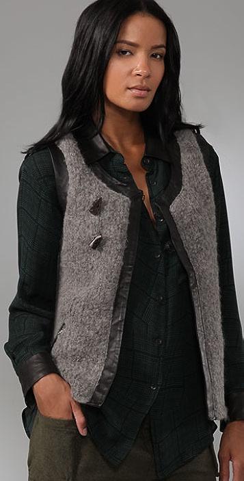 Rag & Bone Lonsdale Waistcoat Vest