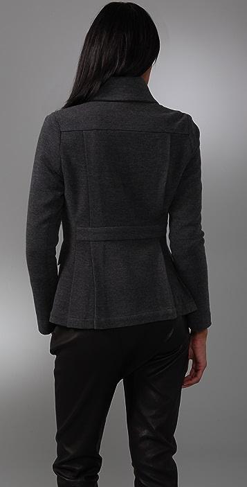 Rag & Bone Knit Safari Jacket