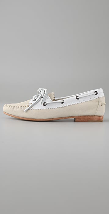 Rag & Bone Derby Boat Shoes