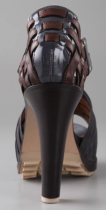 Rag & Bone Isis Platform Sandals