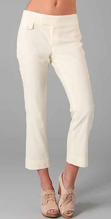 Rag & Bone Tropez Cropped Pants
