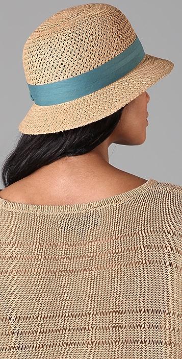 Rag & Bone Short Brim Beach Hat
