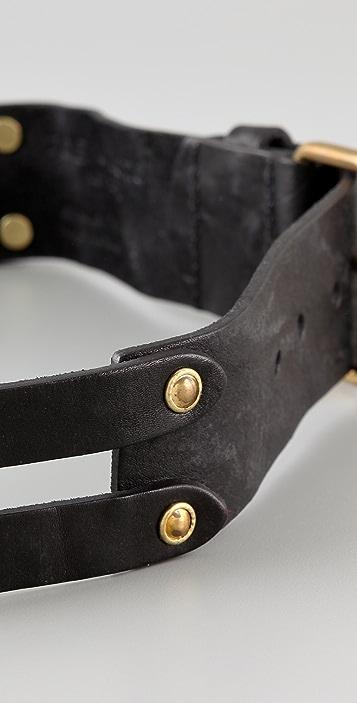 Rag & Bone Pointy Belt