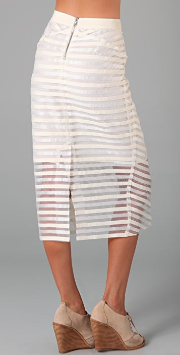 Rag & Bone Isington Skirt