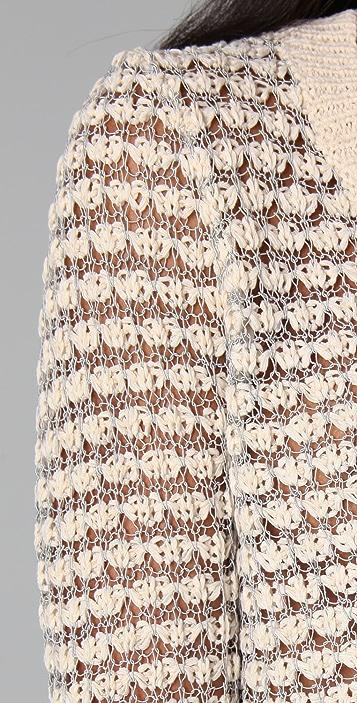 Rag & Bone Exeter Crew Neck Sweater