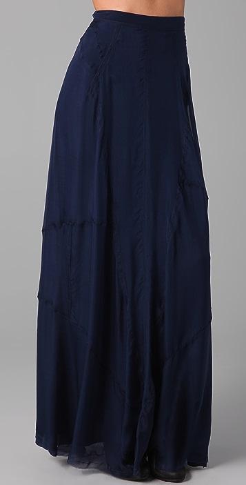 29f2d11c8 Rag & Bone Feather Maxi Skirt | SHOPBOP