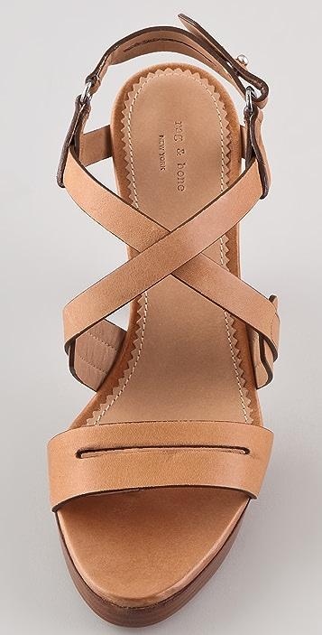 Rag & Bone Cayman High Heel Sandals