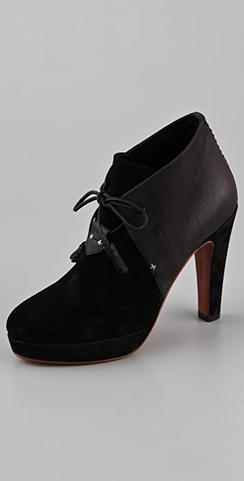 Rag & Bone Lovell Platform Booties