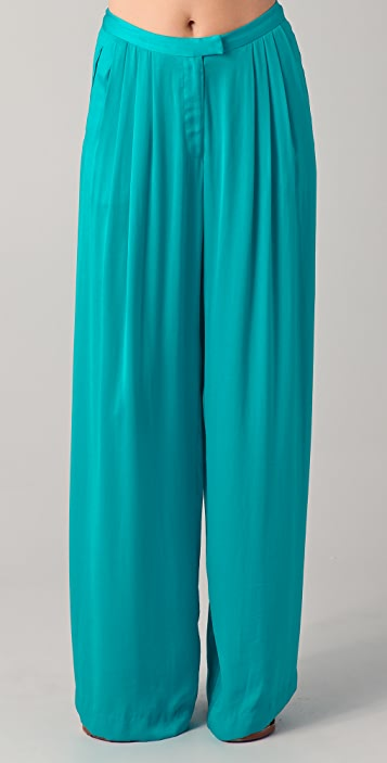 Rag & Bone Racine Wide Leg Pants