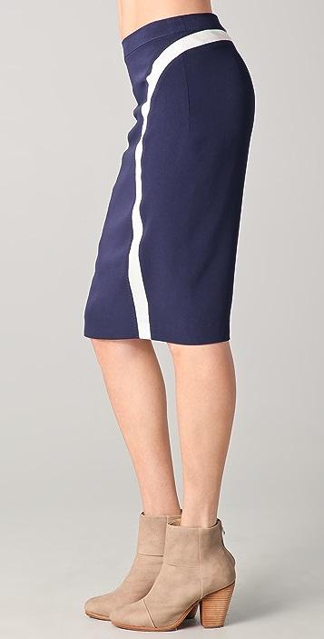 Rag & Bone Scuba Skirt