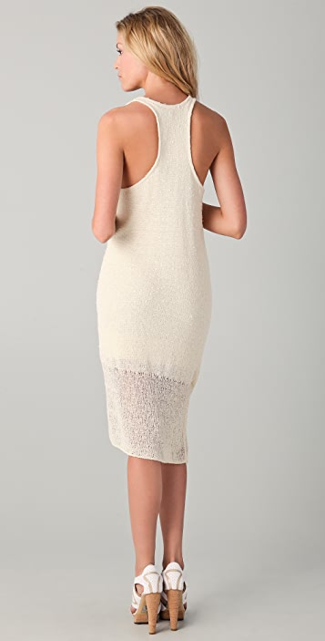 Rag & Bone Bridget Knit Tank Dress