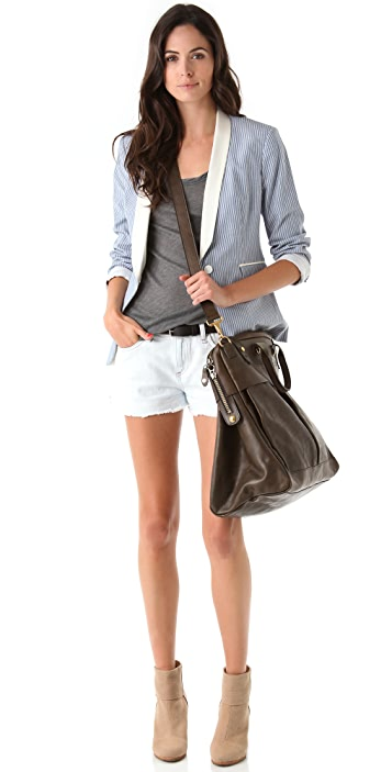 Rag & Bone Leather Weekender