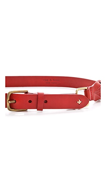 Rag & Bone Hopton Belt