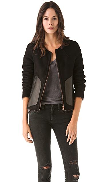 Rag & Bone Subi Reversible Jacket