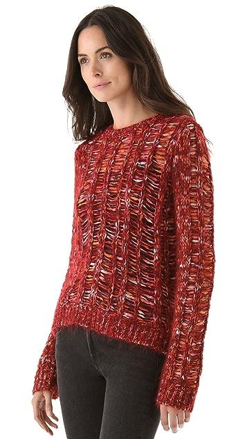 Rag & Bone Adari Mohair Pullover