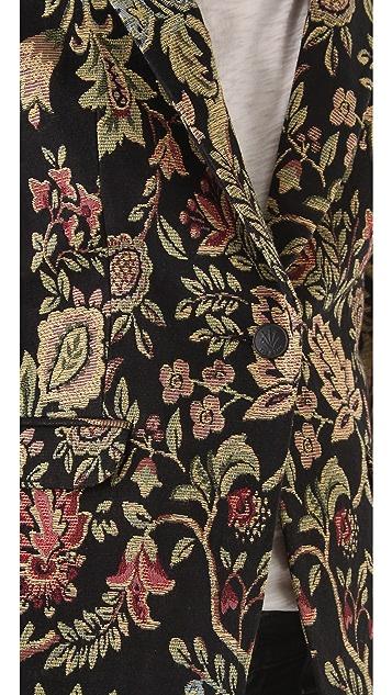 Rag & Bone Tapestry 42nd Street Blazer