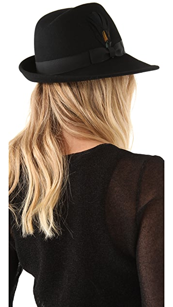 Rag & Bone Press Hat
