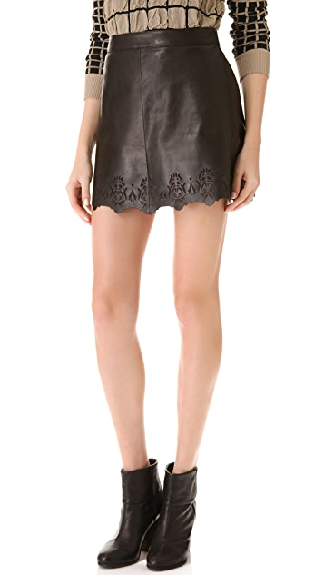 Rag & Bone Paris Skirt