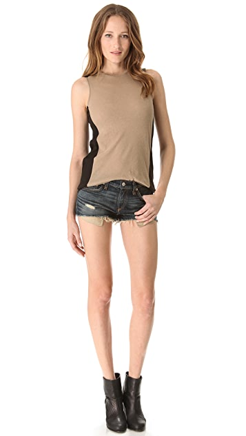 Rag & Bone Shadow Tank