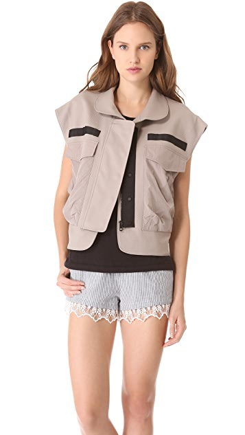 Rag & Bone Dutch Vest