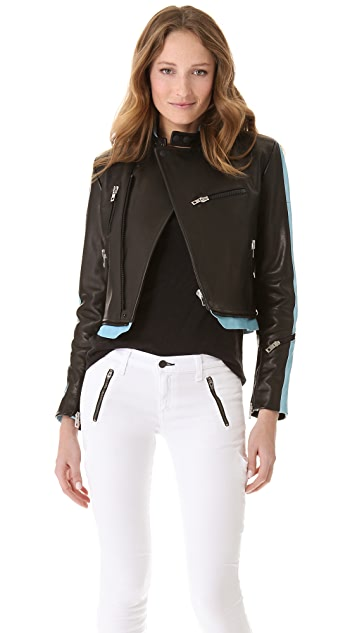 Rag & Bone Knieval Leather Jacket