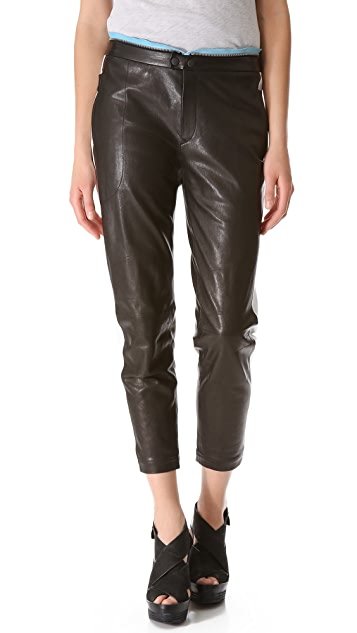 Rag & Bone Dakar Leather Pants
