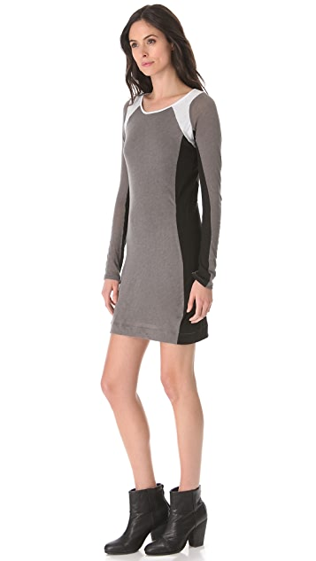 Rag & Bone The Moto Dress