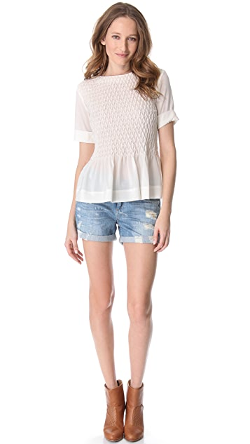 Rag & Bone Ivette Blouse