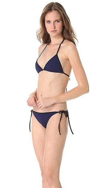 Rag & Bone Cannes Bikini Top