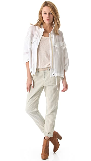 Rag & Bone Sue Shirt Jacket