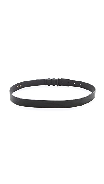Rag & Bone Pilot Plate Belt