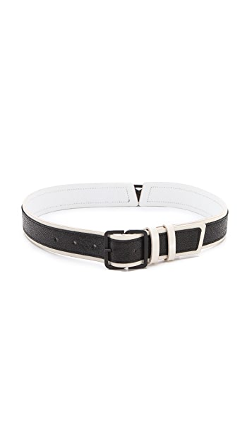 Rag & Bone Laced Belt