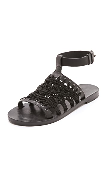 Rag & Bone Corbyn Flat Sandals