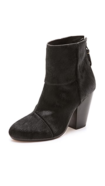 Rag & Bone Haircalf Newbury Booties