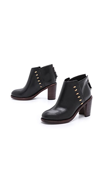 Rag & Bone Ayle Leather Booties