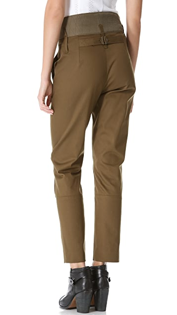 Rag & Bone Trench Trousers
