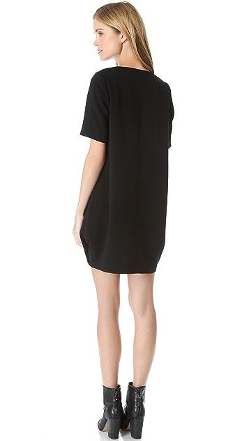 Rag & Bone T-Shirt Dress