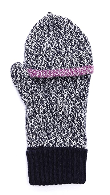 Rag & Bone Claire Fingerless Gloves