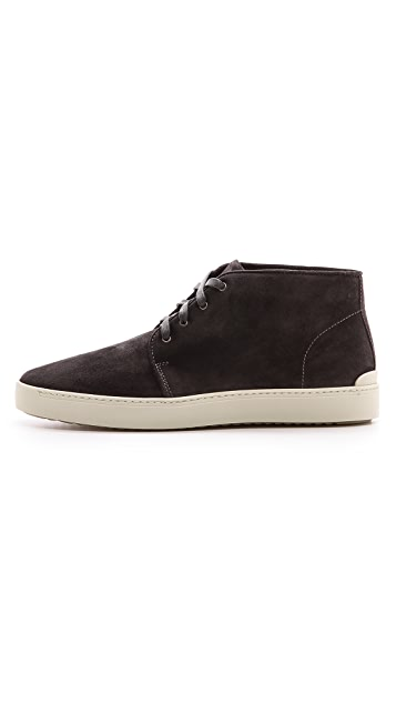 Rag & Bone Kent Desert Boots with Rubber Sole
