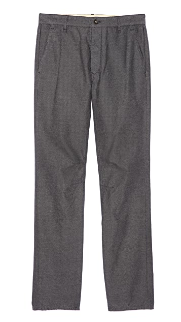 Rag & Bone Blade IV Nailhead Trousers